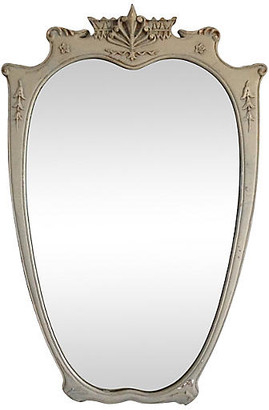 One Kings Lane Vintage French Mirror - Collections77