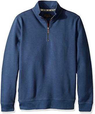 Pendleton Men's Alsea 1/4 Zip Fleece Sweatshirt