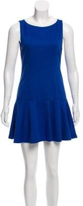 Alice + Olivia Sleeveless Casual Mini Dress