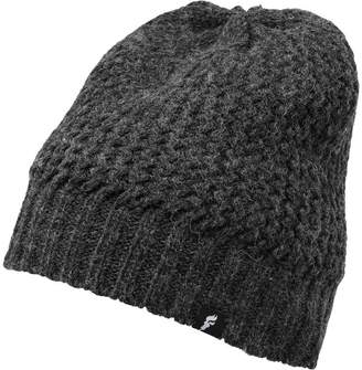 Onfire Mens Beanie Hat Charcoal Marl
