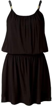 Heidi Klein drop waist mini dress