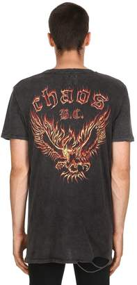 Chaos Bc Destroyed Jersey T-Shirt