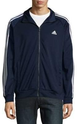 adidas Mock Collar Track Jacket