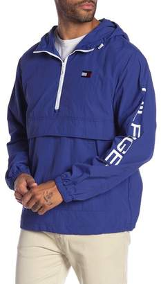Tommy Hilfiger Taslan Retro Half-Zip Pullover