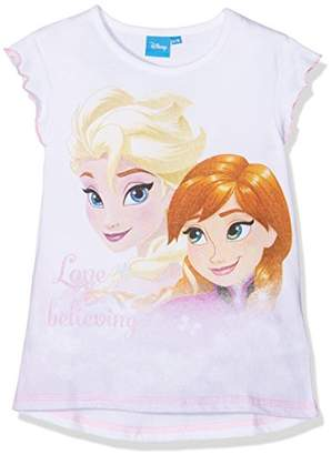 Disney Girl's FZSP27113 T-Shirt