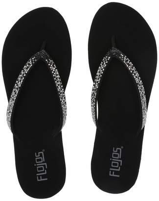 Flojos Women's Spark Flip-Flop 6 Medium US