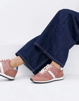 HUGO glitter sneakers