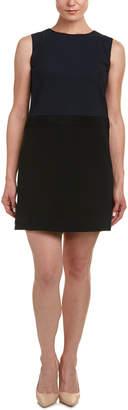 Lafayette 148 New York Petite Vilma Wool-Blend Shift Dress