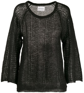 Antik Batik fine knit jumper