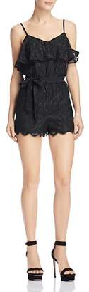 GUESS Francine Lace Romper