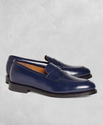 Brooks Brothers Golden Fleece Penny Loafers