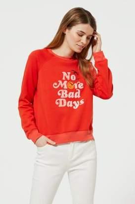 Rebecca Minkoff No Bad Days Sweatshirt
