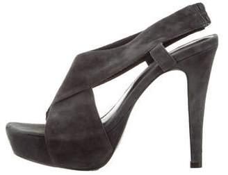 afba42d3306f Diane von Furstenberg Gray Women s Sandals - ShopStyle