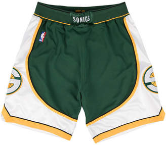 Mitchell & Ness Men's Seattle SuperSonics Authentic Nba Shorts