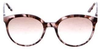 Brian Atwood Gradient Havana Sunglasses