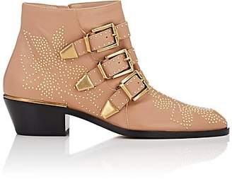 Chloé Women's Susanna Ankle Boots - Nr26U Reef Shell