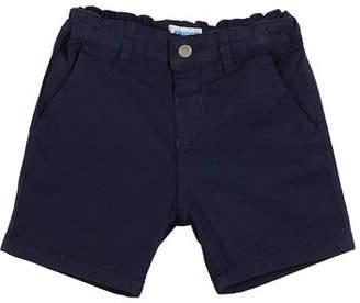 Mayoral Chino Twill Bermuda Shorts, Size 12-36 Months