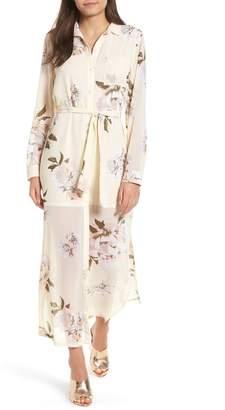 Leith Floral Shirtdress