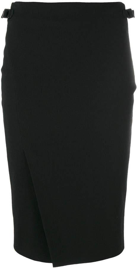Tom Ford front slit skirt