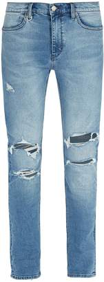 Neuw Rebel Form ripped jeans
