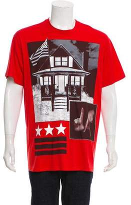 Givenchy 2018 LA House Colombian Fit Shirt