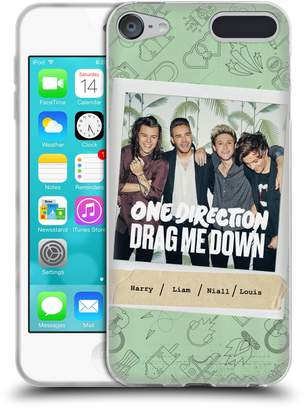 Icon Eyewear Head Case Designs Official One Direction Group Soft Gel Case for