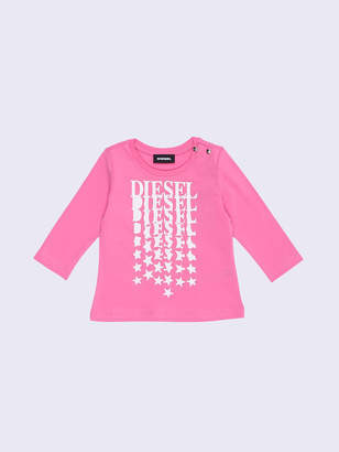 KIDS Diesel T-shirts and Tops 00YI9 - Pink - 3M