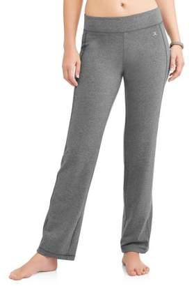 Danskin Women's Core Active Sleek Fit Yoga Pant