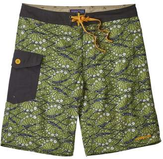 Patagonia Men's Patch Pocket Wavefarer® Boardshorts - 20""