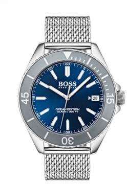 BOSS Hugo Mesh-bracelet watch Luminova technology One Size Assorted-Pre-Pack
