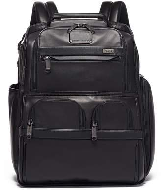 Tumi Compact Laptop Brief Backpack