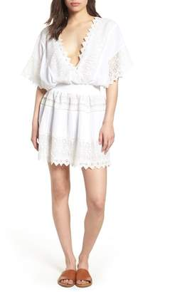 Kas Rosa Lace Minidress
