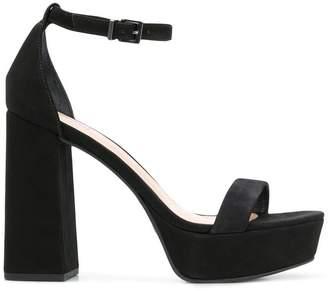Schutz platform high heel sandals
