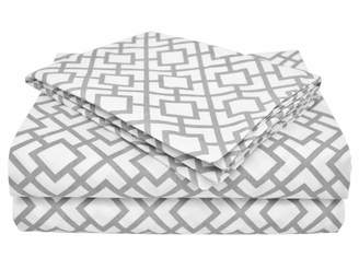 T.L.Care Tl Care TL Care Percale 3-pc. Toddler Sheet Set