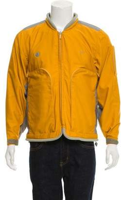 Tumi Lightweight Zip-Up Jacket