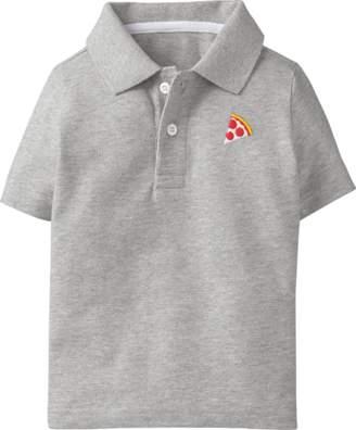 Gymboree Pizza Polo Shirt
