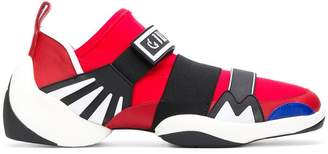Giuseppe Zanotti Design touch strap fastening sneakers