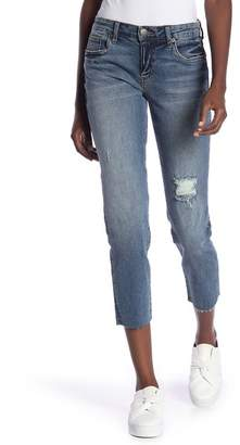 STS Blue Cara Slim Straight Leg Distressed Jeans