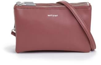 Matt & Nat Triplet Loom Crossbody Handbag