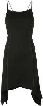 Alyx cross back mini dress