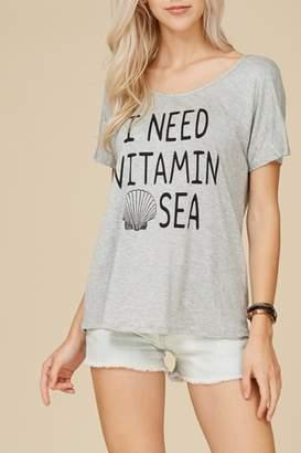 Papermoon Vitamin Sea top