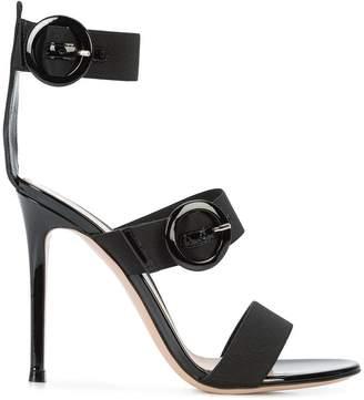 Gianvito Rossi strappy buckle sandals