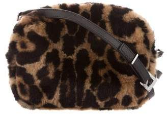Tom Ford Fur Crossbody Bag