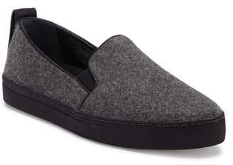 Schutz Beliza Textured Slip-On Sneaker