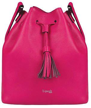 Lipault Plume Elegance New Bucket Bag
