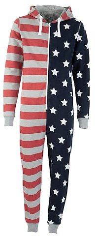 New Look USA Star Stripe Onesie