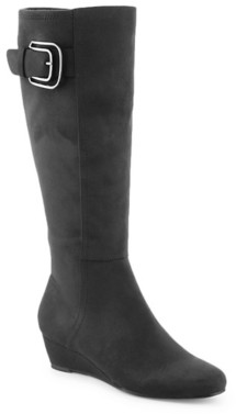 Impo Geela Wedge Boot