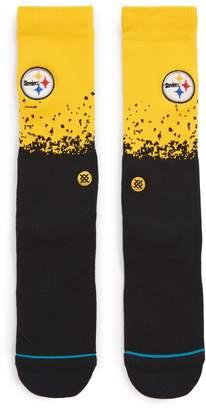 Stance Steelers Fade 2 Socks
