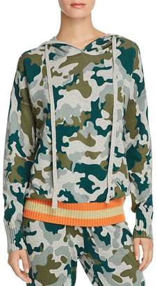 Aqua Camo Hooded Sweater - 100% Exclusive