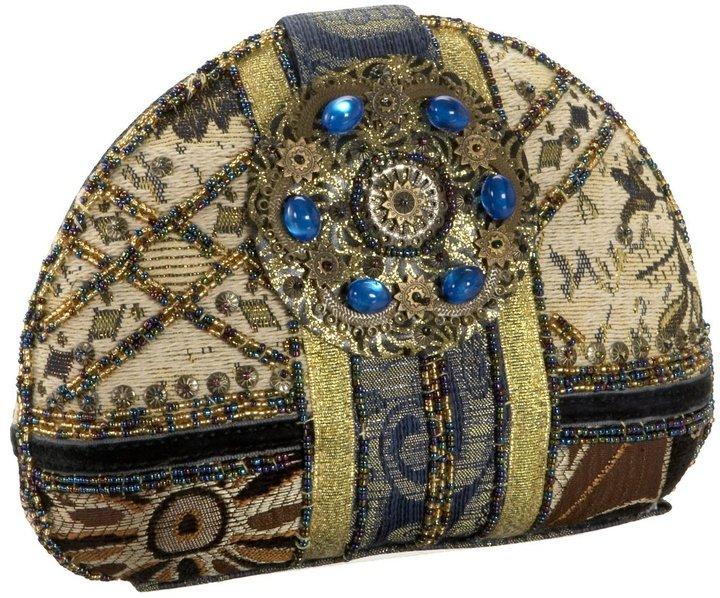 Prezzo Vintage-Style Dome Clutch